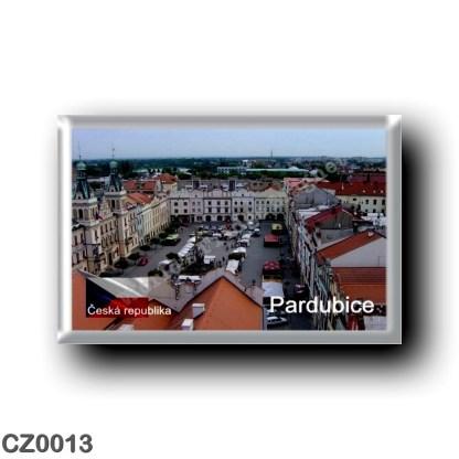 CZ0013 Europe - Czech Republic - Pardubice