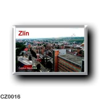 CZ0016 Europe - Czech Republic - Zlín