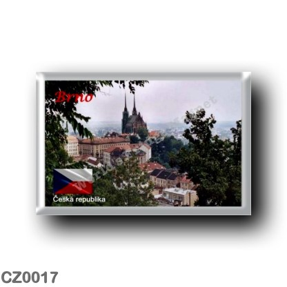 CZ0017 Europe - Czech Republic - Brno