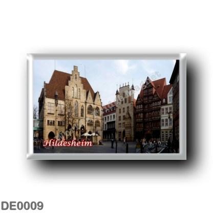 DE0009 Europe - Germany - Hildesheim OK