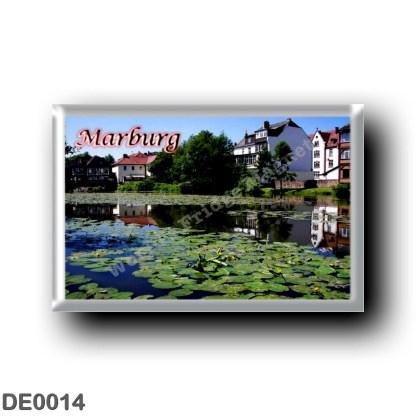 DE0014 Europe - Germany - Marburg - Lahn OK