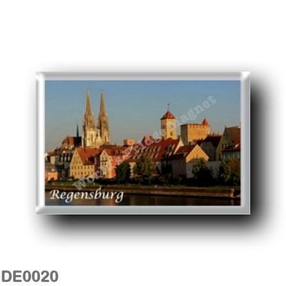 DE0020 Europe - Germany - Regensburg
