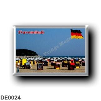 DE0024 Europe - Germany - Travemünde - Beach