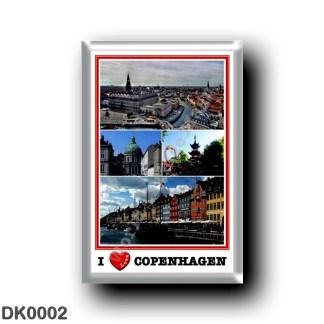 DK0002 Europe - Denmark - Copenhagen - København