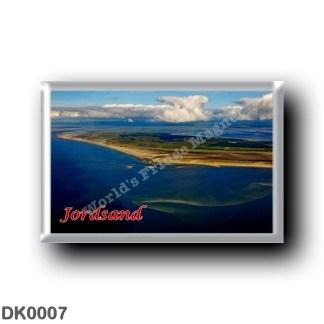 DK0007 Europe - Denmark - Jordsand - island