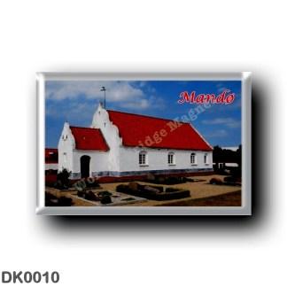 DK0010 Europe - Denmark - Mandø - Kirke