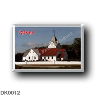 DK0012 Europe - Denmark - Rømø - Saint Clemens Kirke