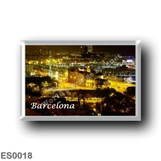 ES0018 Europe - Spain - Barcelona