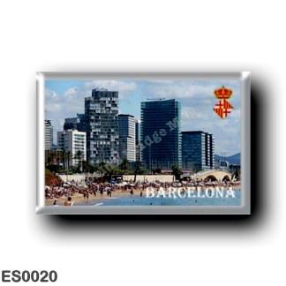 ES0020 Europe - Spain - Barcelona Playa