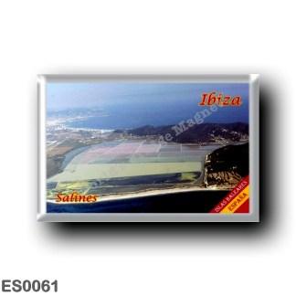 ES0061 Europe - Spain - Balearic Islands - Ibiza - Eivissa - Salines