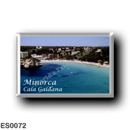 ES0072 Europe - Spain - Balearic Islands - Majorca - Minorca - Cala Galdana