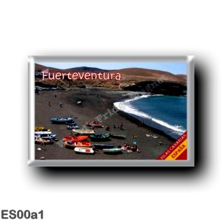 ES00a1 Europe - Spain - Canary Islands - Fuerteventura - Pajara - Puerto de la Peña - Ajuí