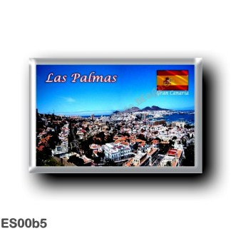 ES00b5 Europe - Spain - Canary Islands - Gran Canaria - Las Palmas