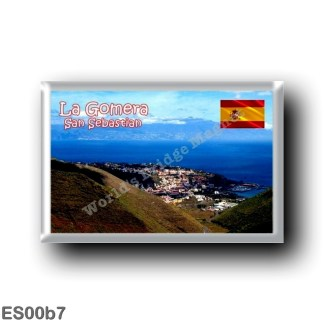 ES00b7 Europe - Spain - Canary Islands - La Gomera - San Sebastian