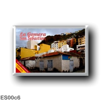 ES00c6 Europe - Spain - Canary Islands - La Gomera - San Sebastian