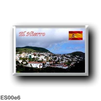 ES00e6 Europe - Spain - Canary Islands - Tenerife - El Hierro - Valverde