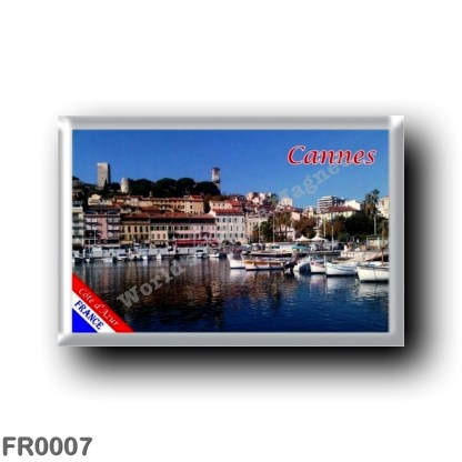 FR0007 Europe - France - Cannes - Costa Azzurra