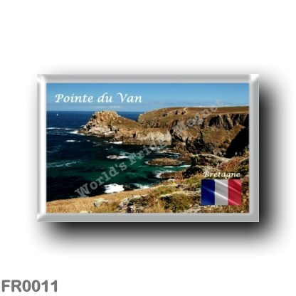 FR0011 Europe - France - Pointe du Van - Bretagne