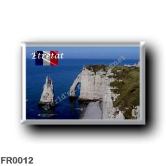 FR0012 Europe - France - Etretat