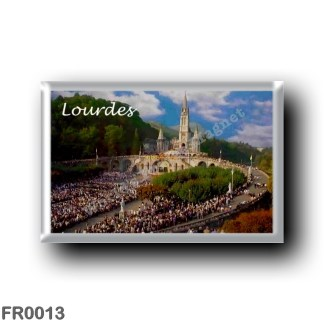 FR0013 Europe - France - Lourdes