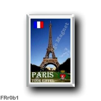 FRr0b1 Europe - France - Paris - Tour Eiffel