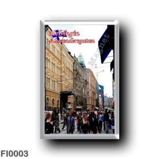 FI0003 Europe - Finland - Alexandersgatan