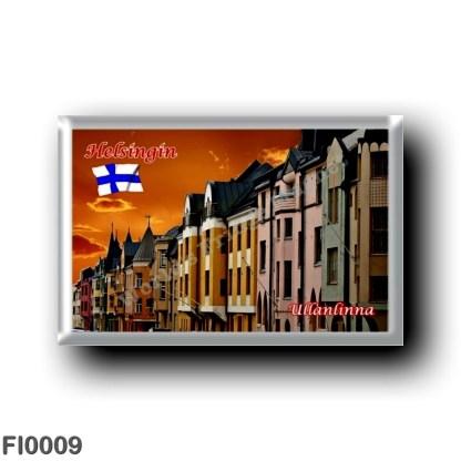FI0009 Europe - Finland - Helsinki - Helsingfors - Ullanlinna