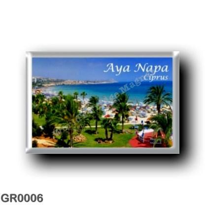GR0006 Europe - Greece - Cyprus - Aya Napa