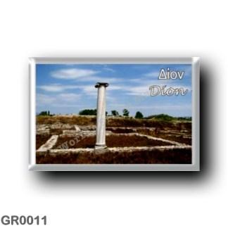 GR0011 Europe - Greece - Dion