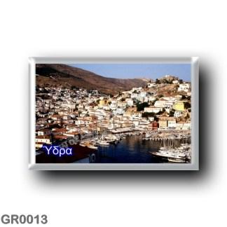 GR0013 Europe - Greece - Hydra - island