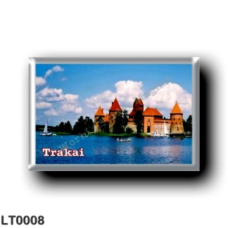 LT0008 Europe - Lithuania - Trakai