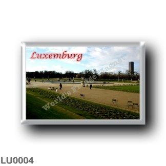 LU0004 Europe - The Gardens - Amphitheater
