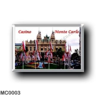 MC0003 Europe - Monaco - Casino De Monte Carlo