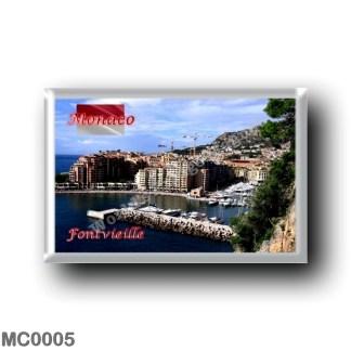 MC0005 Europe - Monaco - Fontvieille