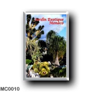 MC0010 Europe - Monaco - Jardin Exotique