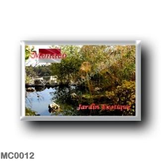MC0012 Europe - Monaco - Jardin Exotique
