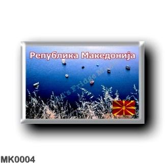 MK0004 Europe - Macedonia - Ohrid Lake
