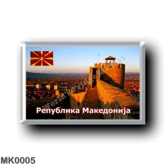 MK0005 Europe - Macedonia - Panorama