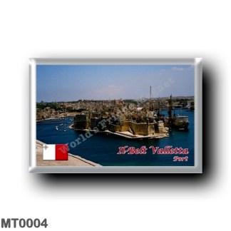 MT0004 Europe - Malta - Il-Belt Valletta - Port