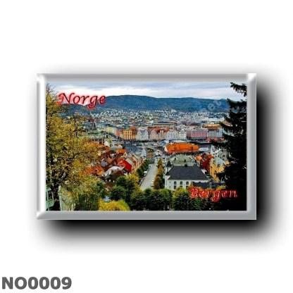 NO0009 Europe - Norway - Bergen