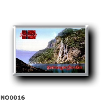 NO0016 Europe - Norway - Geirangerfjorden
