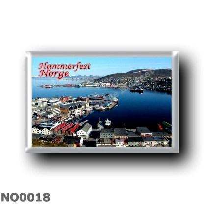 NO0018 Europe - Norway - Hammerfest