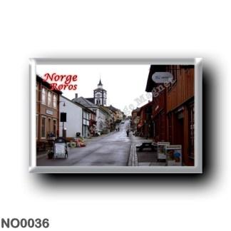 NO0036 Europe - Norway - Røros