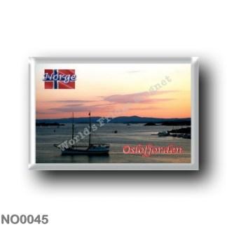 NO0045 Europe - Norway - Oslofjorden