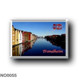 NO0055 Europe - Norway - Trondheim