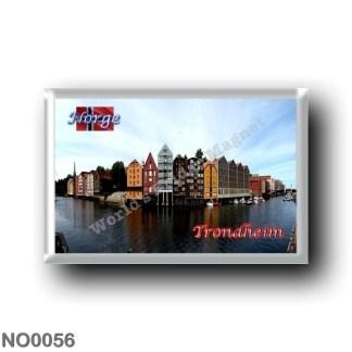 NO0056 Europe - Norway - Trondheim