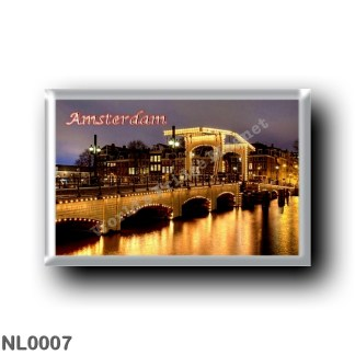 NL0007 Europe - Holland - Amsterdam - Panorama