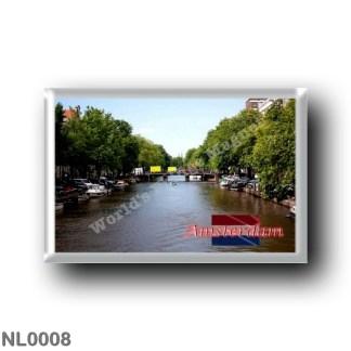 NL0008 Europe - Holland - Amsterdam - Panorama