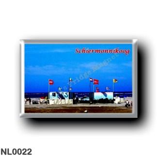 NL0022 Europe - Holland - Frisian Islands - Schiermonnikoog - beach