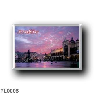 PL0005 Europe - Poland - Kraków - Old Town